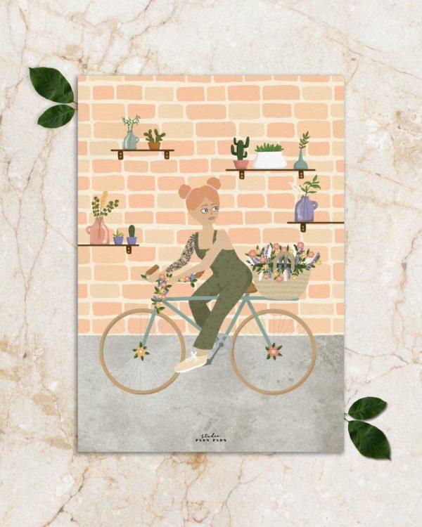 A4-Bike-girl