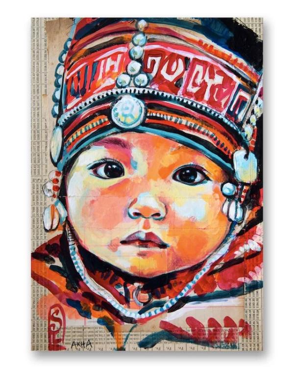 bebe repro art