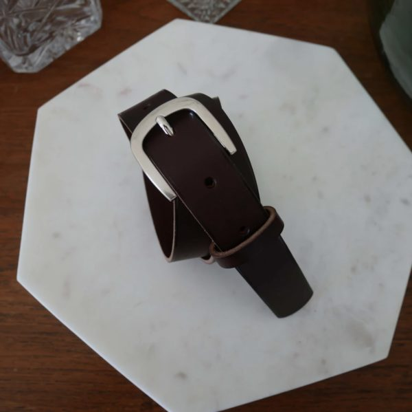 ceiture chocolat