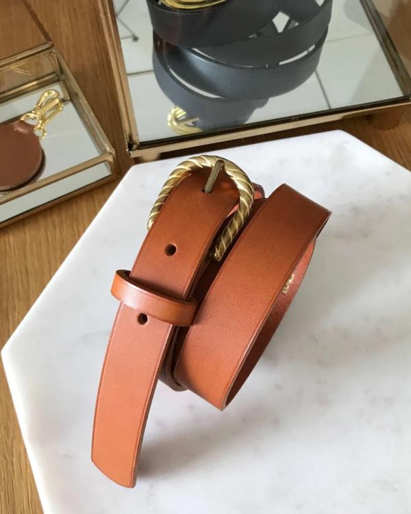 ceinture boucle vintage