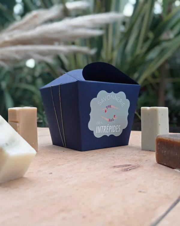 box savons