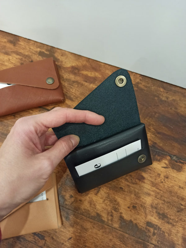 Porte cartes Léon Ame
