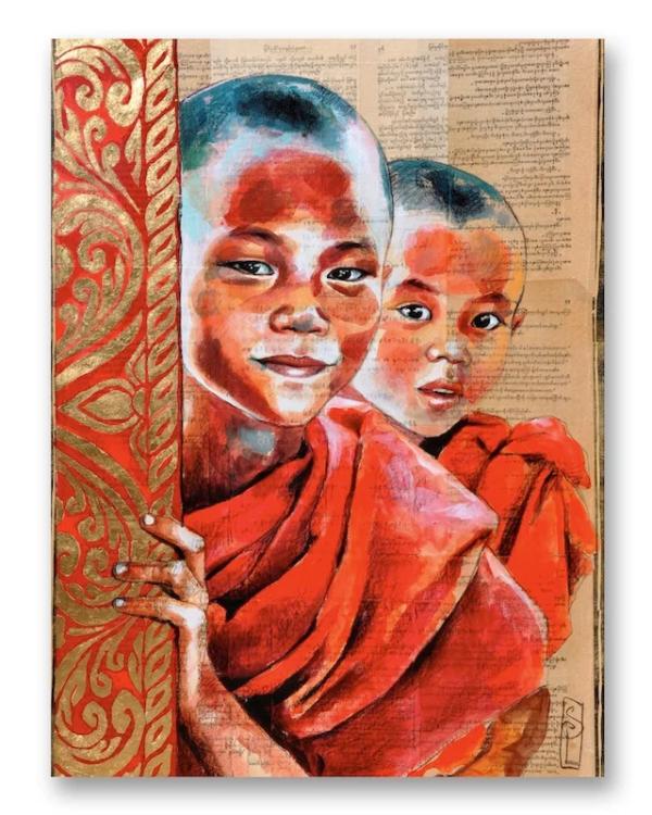 illustration moines