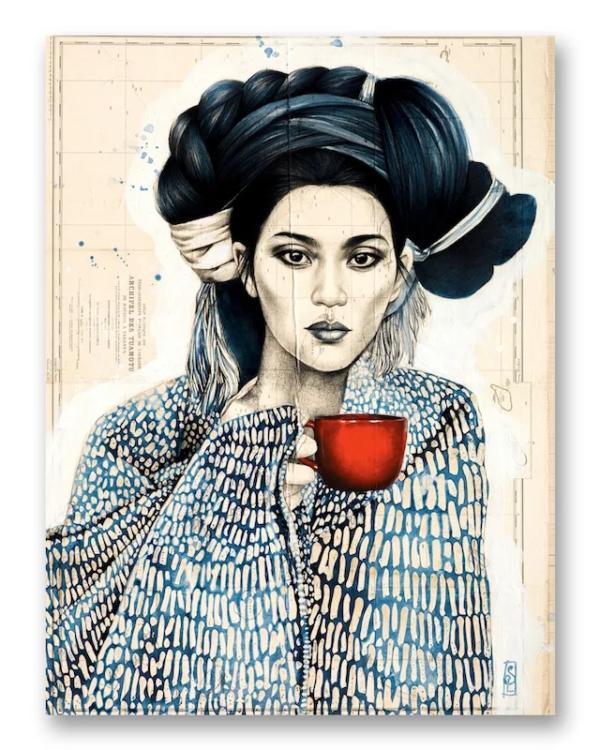 chine illustration
