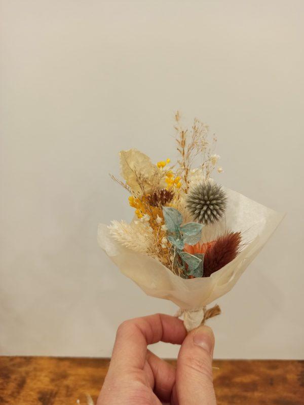 Mini bouquet fleur séchées
