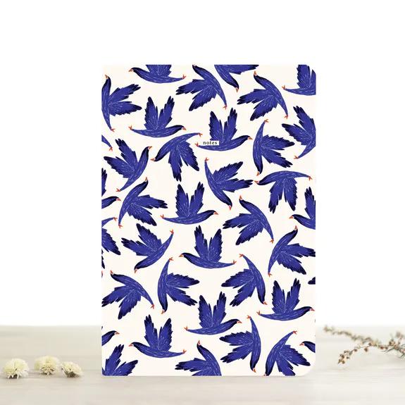 Atelier Bobbie carnet A5 Matisse