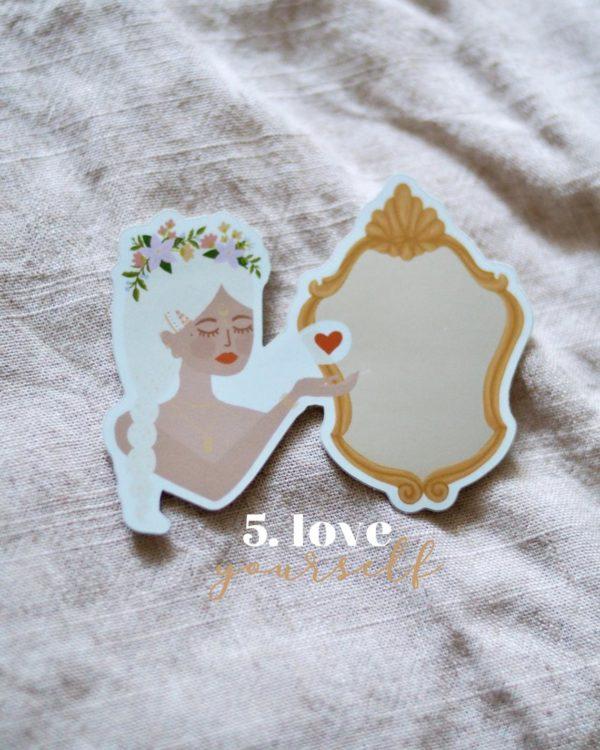 sticker-love-yourself