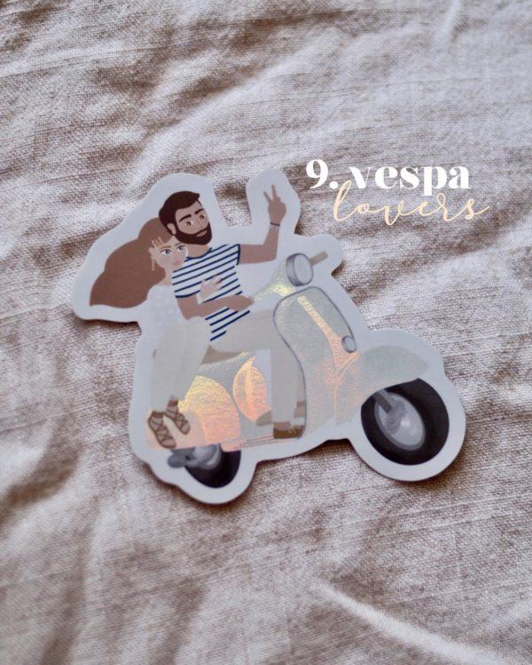 sticker-vespa-lover